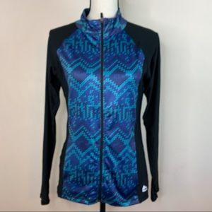 RBX Athletic Fitness Full Zip Jacket